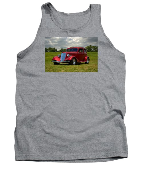1933 Ford Vicky Hot Rod Tank Top