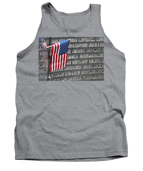 9 11 Memorial Rocky Point New York Tank Top