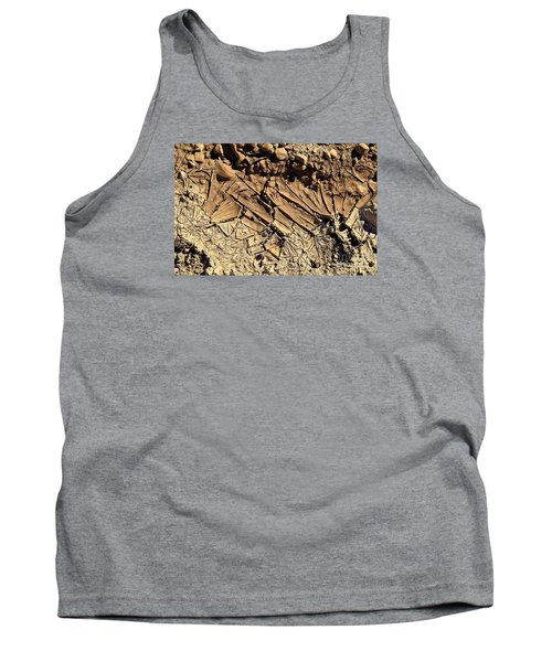Abstract 3 Tank Top