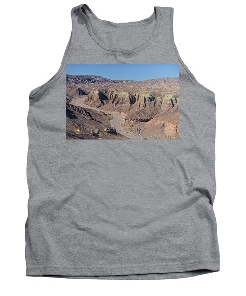 Tank Top featuring the photograph Afton Canyon by Jim Thompson