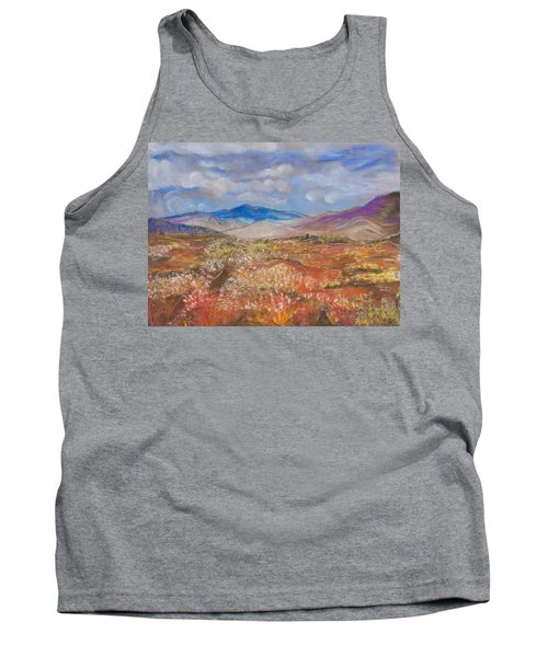 Alaskan Meadow Tank Top