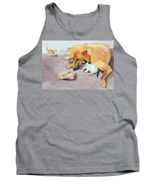 Amira And Junior Tank Top