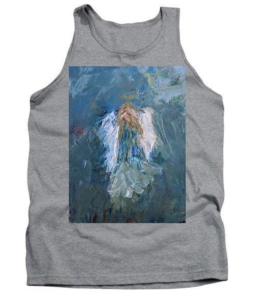 Angel Girl Tank Top