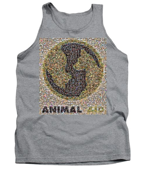 Animal Aid 2017  Tank Top