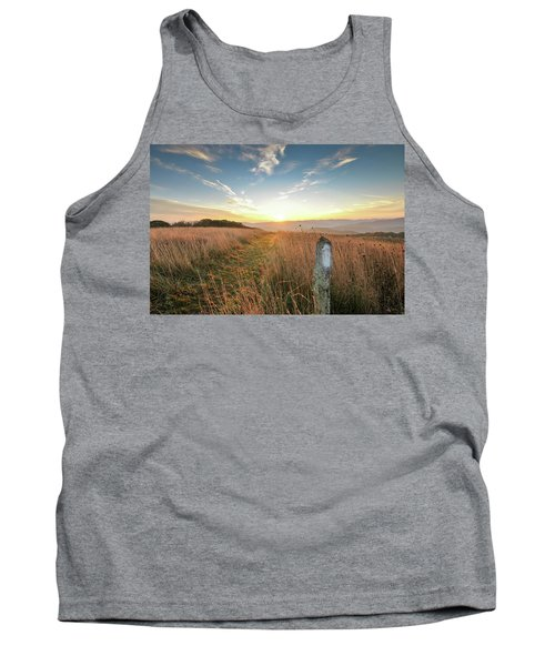 Appalachian Trail Sunrise Tank Top
