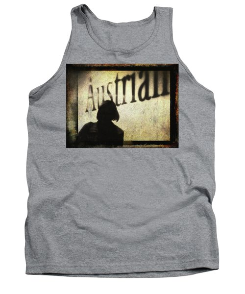 Austrian Silhouette Tank Top by Siegfried Ferlin