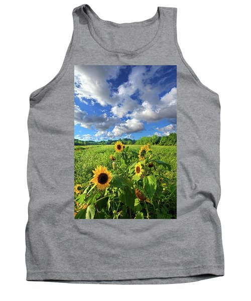 Autumn Is Near Tank Top