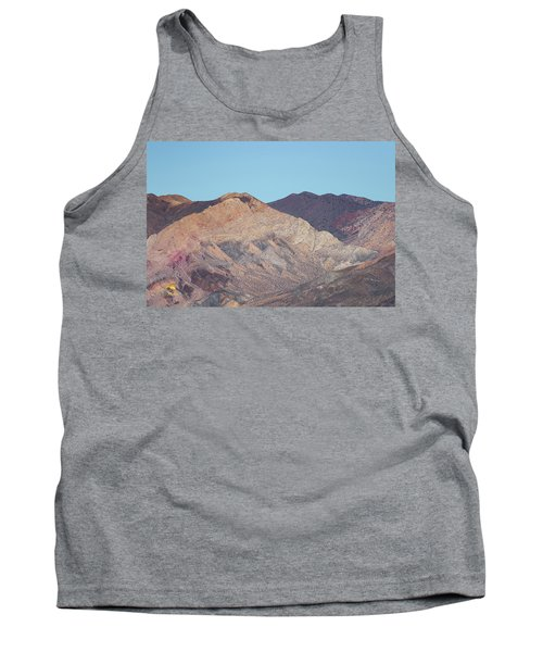 Tank Top featuring the photograph Avawatz Mountain by Jim Thompson