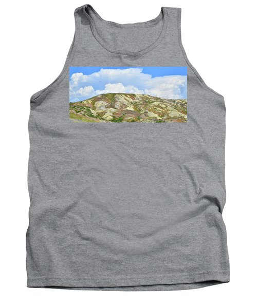 Badlands In Wyoming Tank Top