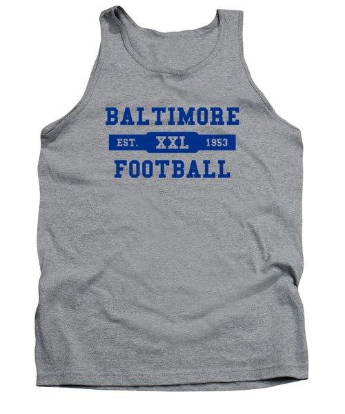 Baltimore Colts Retro Shirt Tank Top