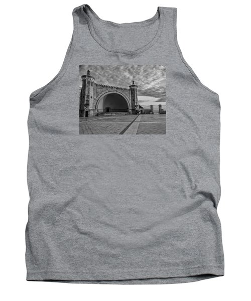 Band Shell Tank Top