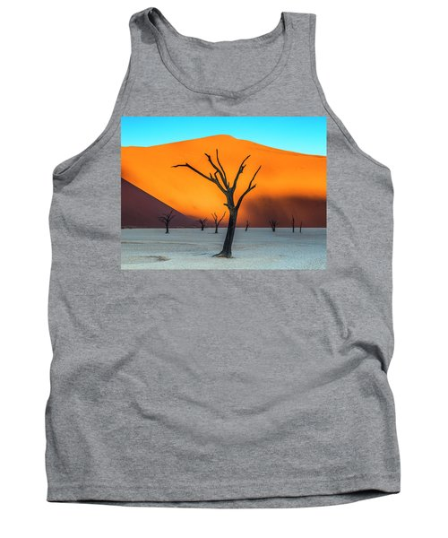 Beauty Lives Forever. Tank Top