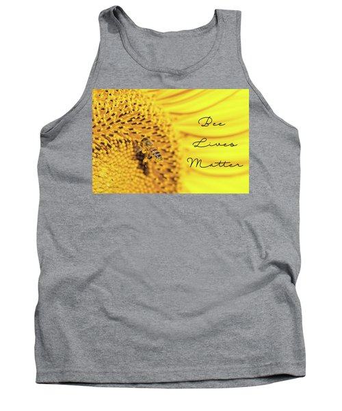 Bee Lives Matter Tank Top