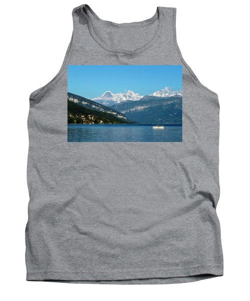 Bernese Oberland Tank Top