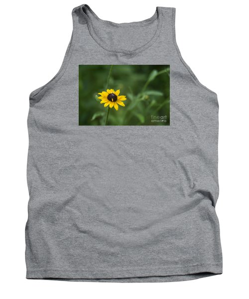 Tank Top featuring the photograph Black Eye Susan by Alana Ranney