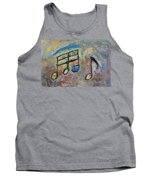 Blue Note Tank Top
