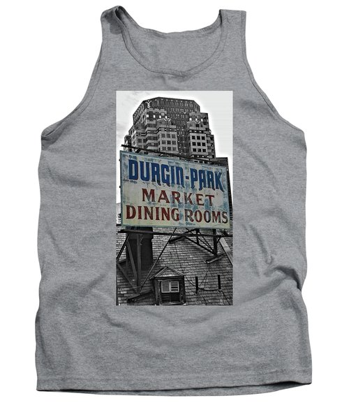 Tank Top featuring the photograph Boston Icon by Bruce Carpenter