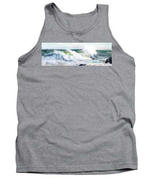 Breaking Seas Tank Top