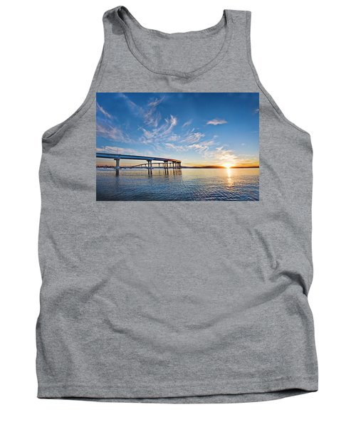 Bridge Sunrise Tank Top