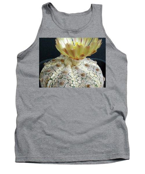 Cactus Flower 1 Tank Top