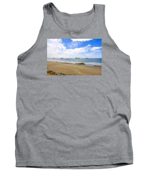 California Coastline Tank Top