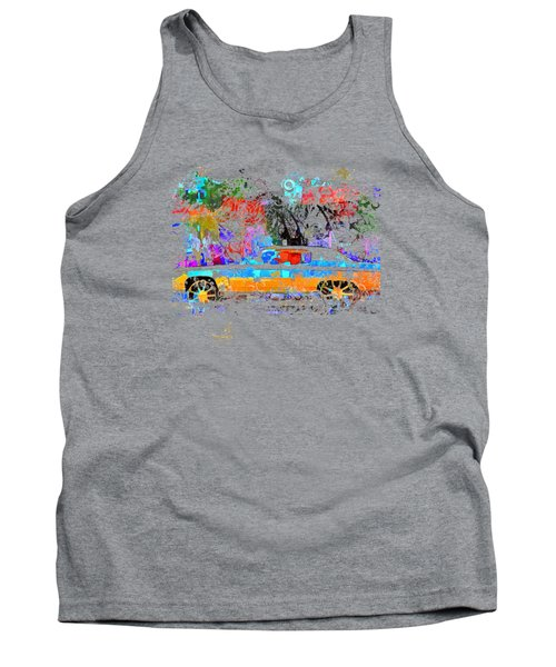 Car T-shirt Tank Top