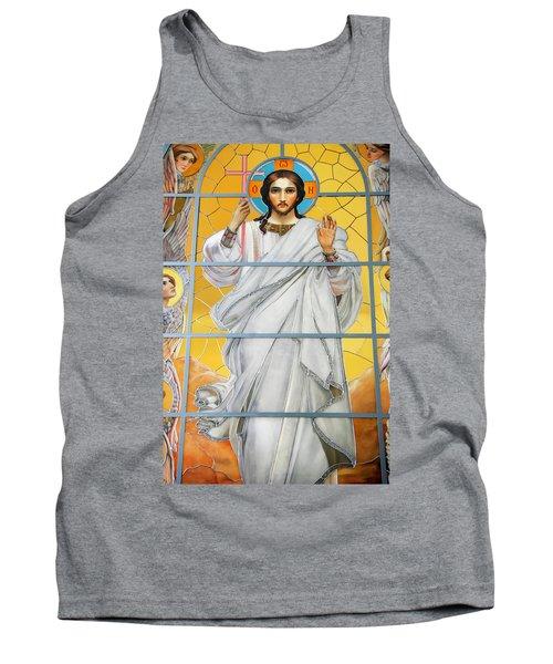 Christ The Redeemer Tank Top