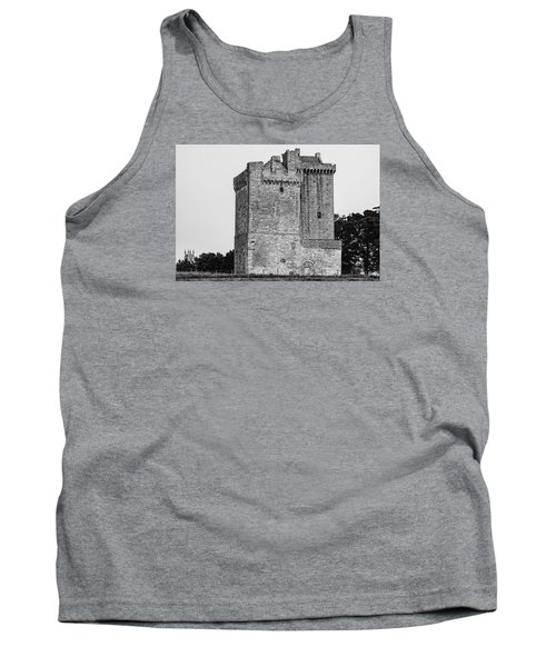 Clackmannan Tower Tank Top
