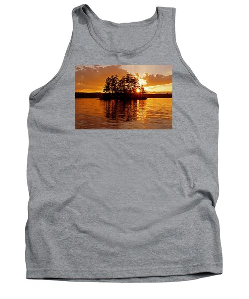 Clarity Of Spirit Tank Top