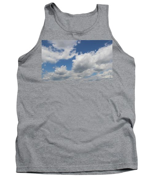 Tank Top featuring the photograph Clouds 16 by Rod Ismay