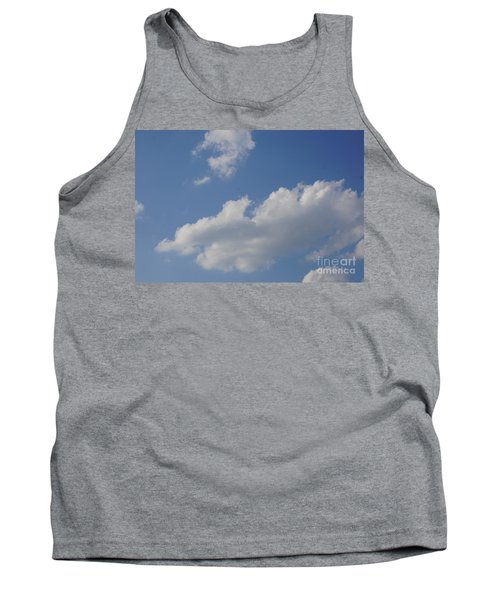 Tank Top featuring the photograph Clouds 15 by Rod Ismay
