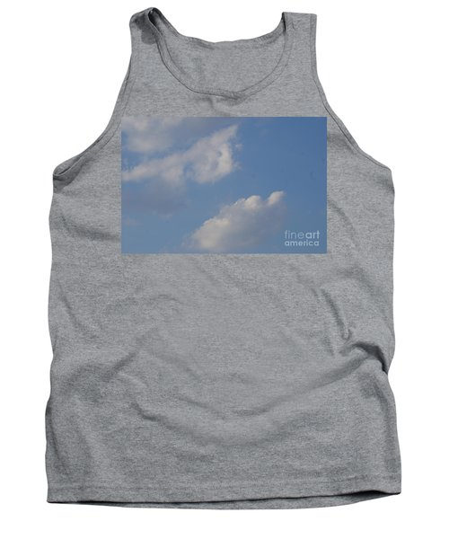 Tank Top featuring the photograph Clouds 13 by Rod Ismay