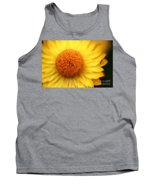 Crazy Spin Tank Top by Stephen Mitchell