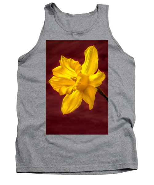 Daffodil Glow Tank Top