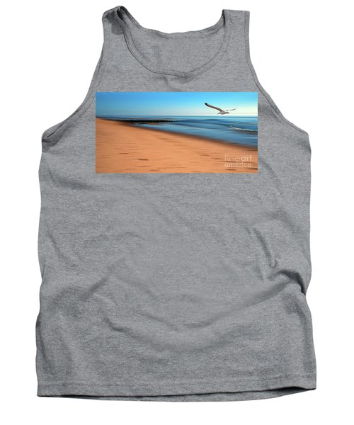 Tank Top featuring the photograph Desire Light  by Hannes Cmarits