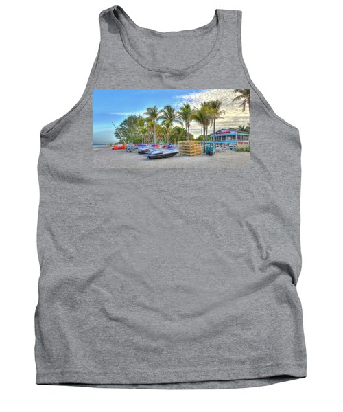 Docs Beach House Tank Top