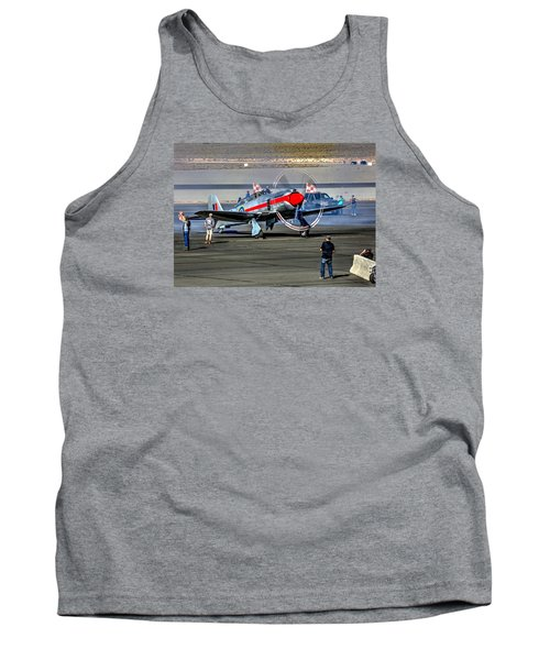 Dreadnought Startup Tank Top