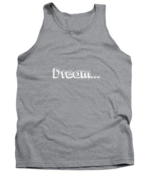 Dream Tank Top by Inspired Arts