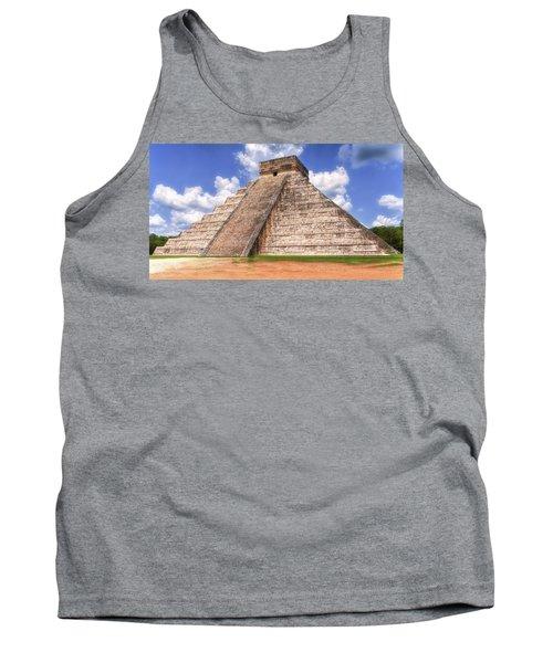 El Castillo Tank Top