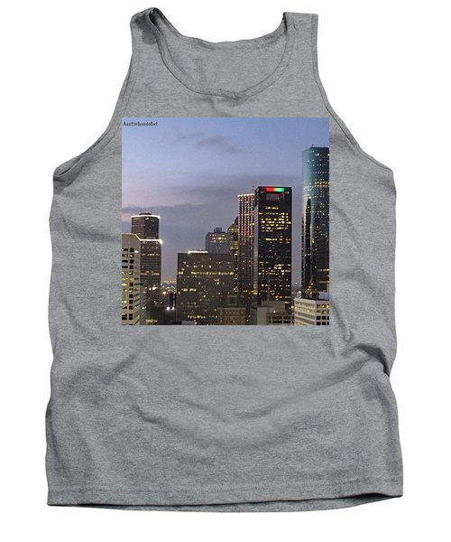 #flashbackfriday - The View Of Tank Top