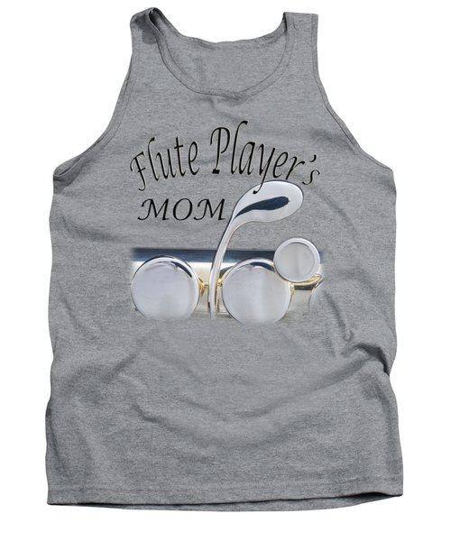 Flute Players Mom Tank Top