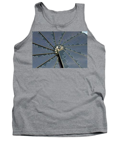 Foldable Solar Collector Tank Top by Hans Engbers