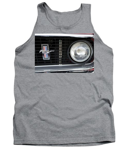 Ford Mustang   Tank Top by Pamela Walrath