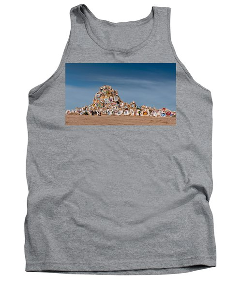 Fort Irwin Tank Top by Jim Thompson