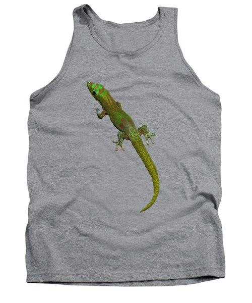 Gecko  Tank Top by Pamela Walton
