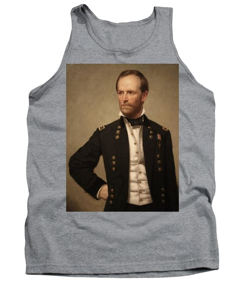 General William Tecumseh Sherman Tank Top