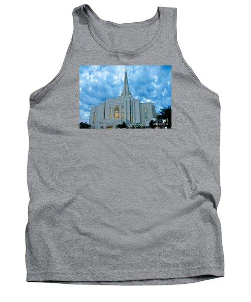 Gilbert Arizona Lds Temple Tank Top