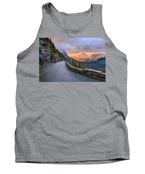 Going To The Sun Tank Top
