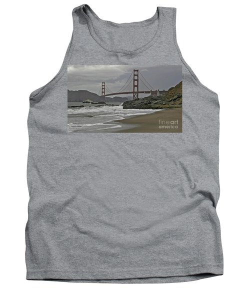 Golden Gate Study #1 Tank Top