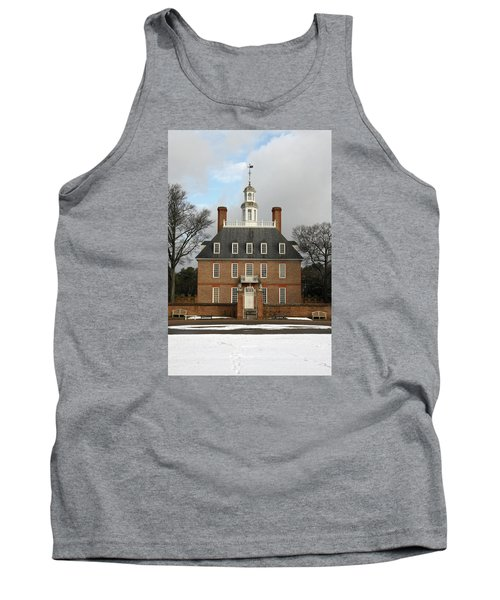 Governors Palace Tank Top by Sally Weigand